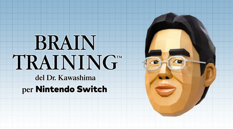 Brain Training Nintendo Switch