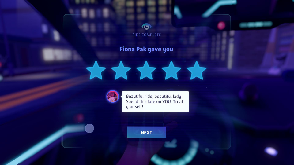 Neo Cab Screenshot 16