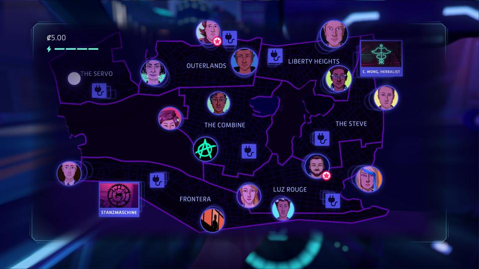Neo Cab Screenshot 4