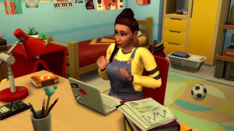 The Sims 4: Vita Universitaria