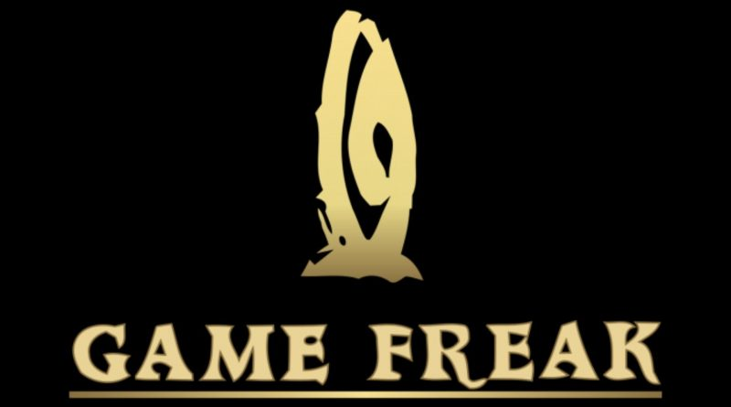 Logo Game Freak