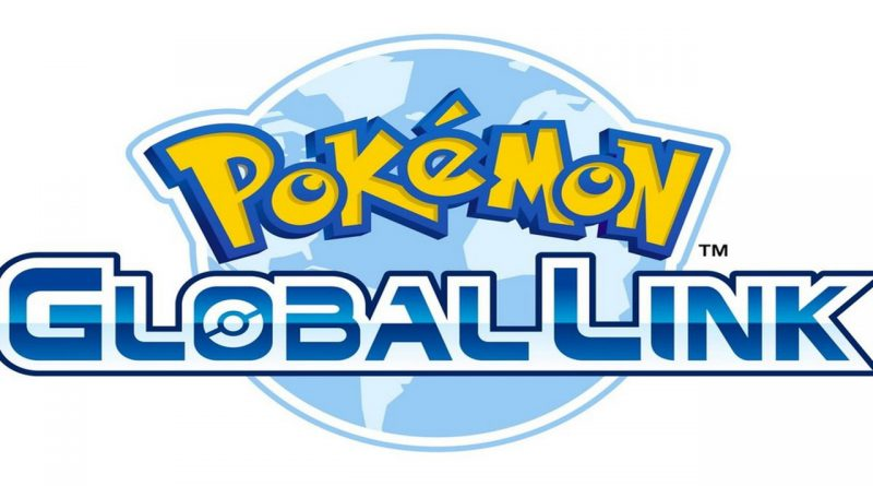 Logo Pokémon Global Link
