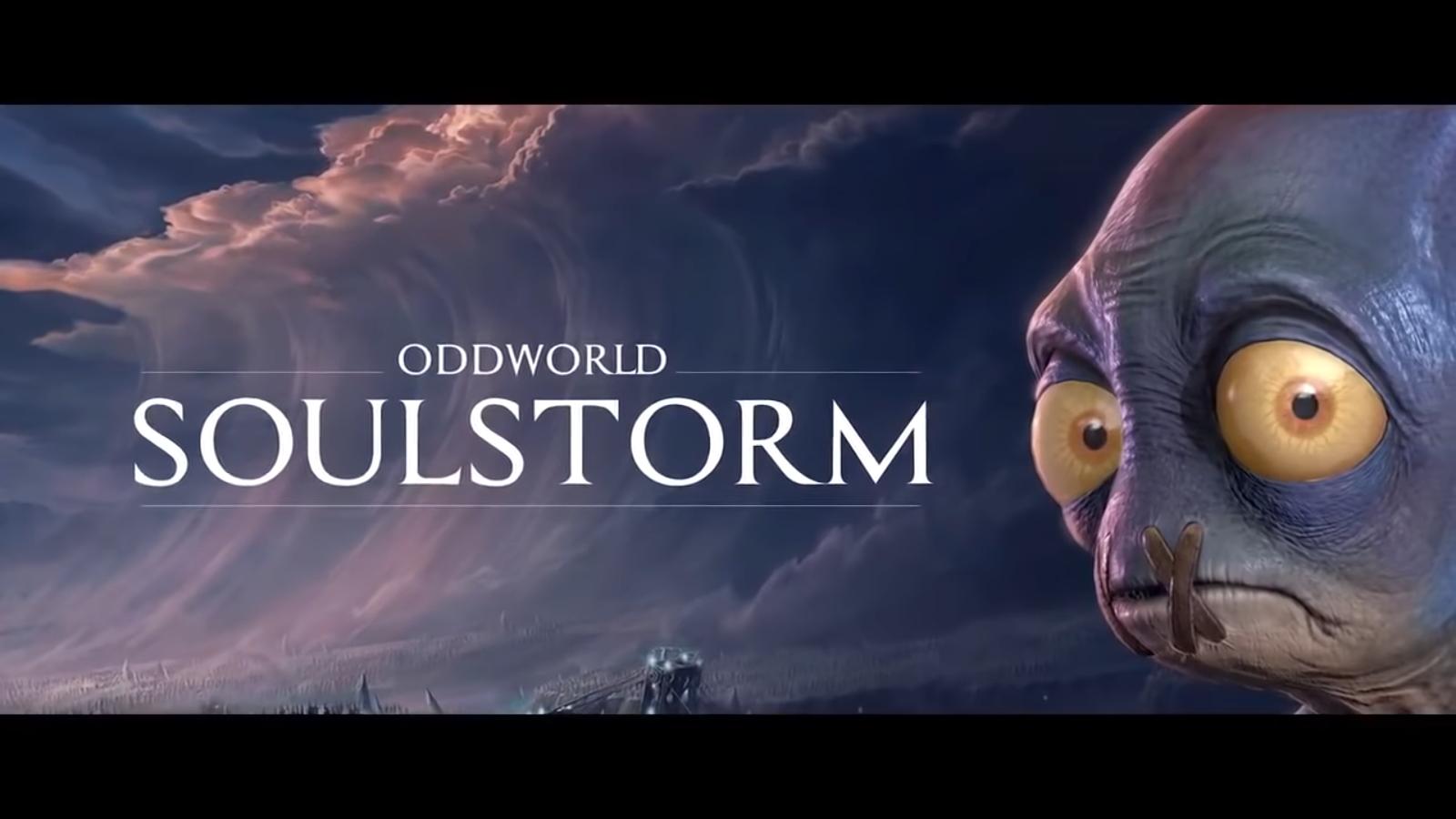 Arriva un nuovo teaser per Oddworld: Soulstorm