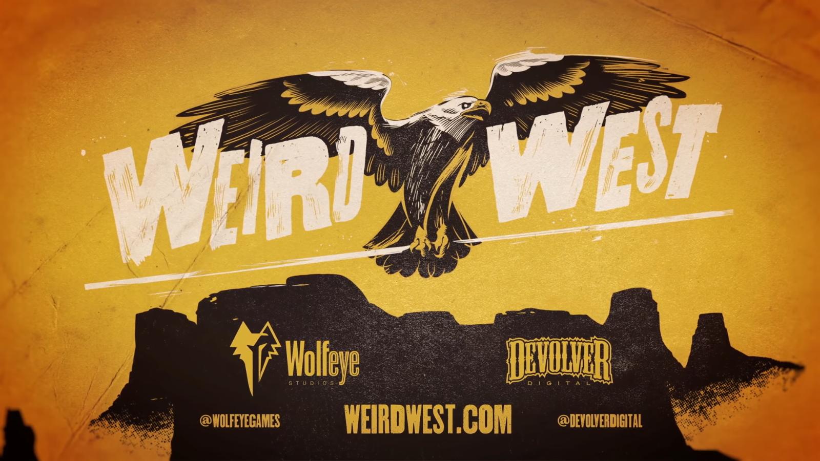 Annunciato Weird West tramite un trailer