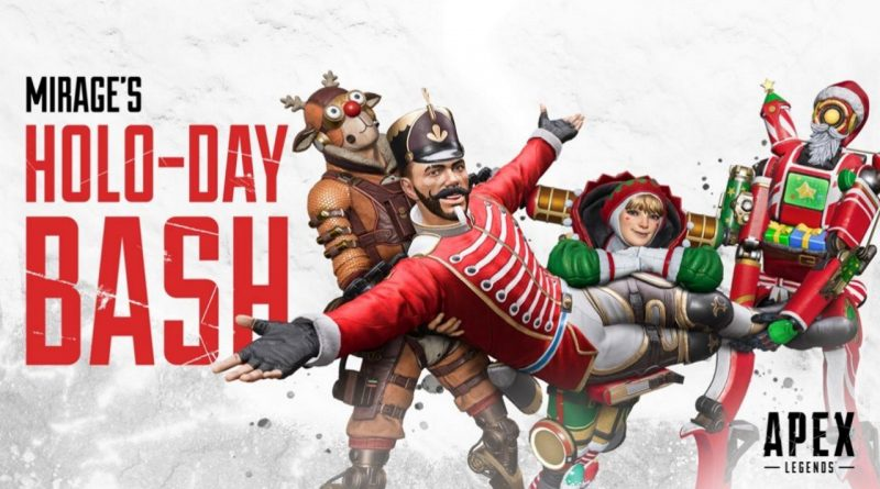Apex Legends Holo-Day Bash