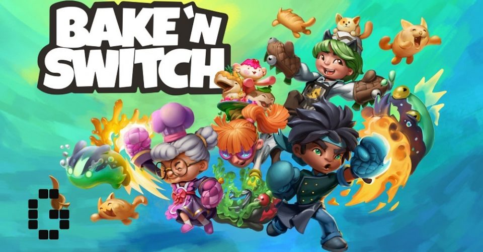Bake 'n Switch