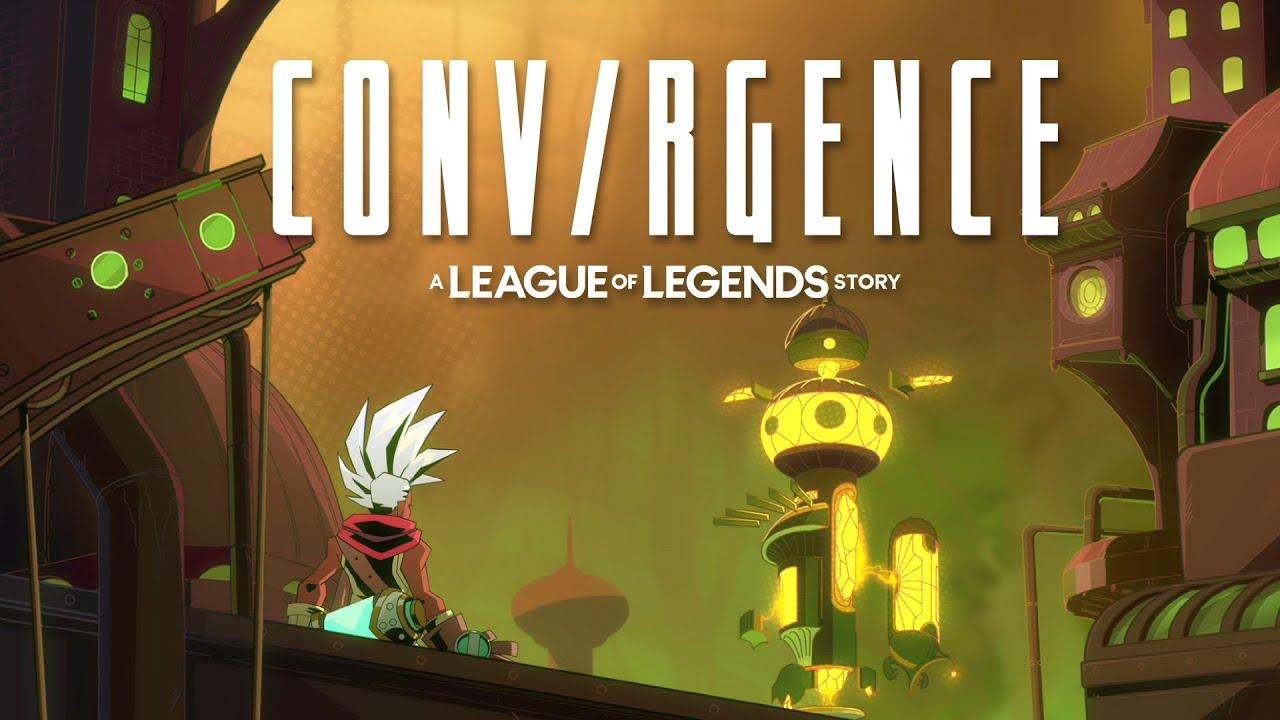 CONV/RGENCE: A League of Legends Story annunciato ai TGA 2019