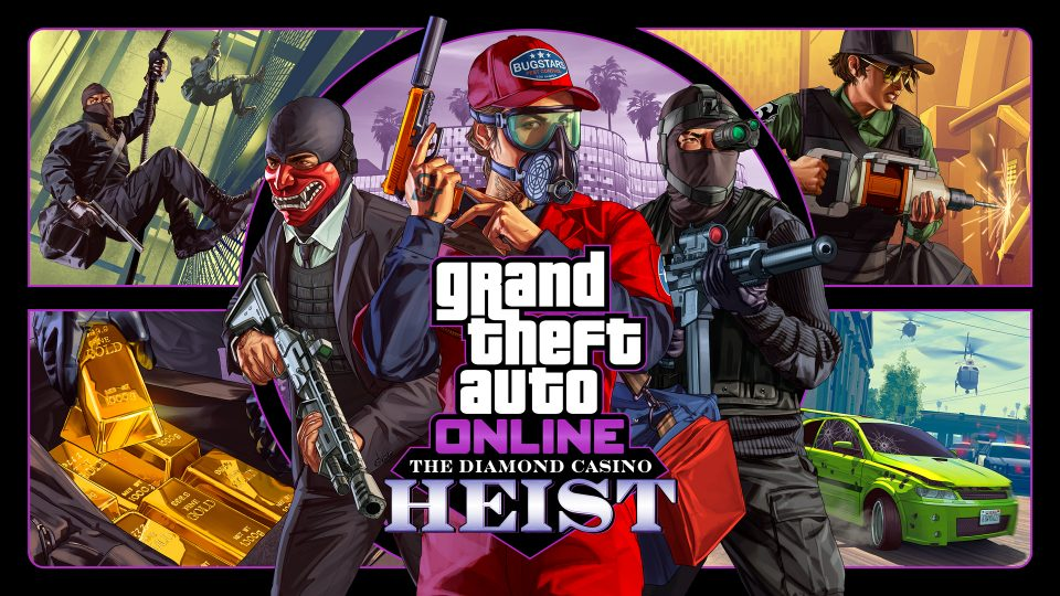 GTA Online Colpo al Casinò Diamond