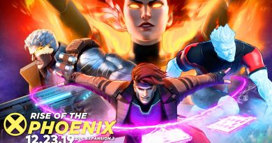 Marvel Ultimate Alliance 3: Rise of the Phoenix