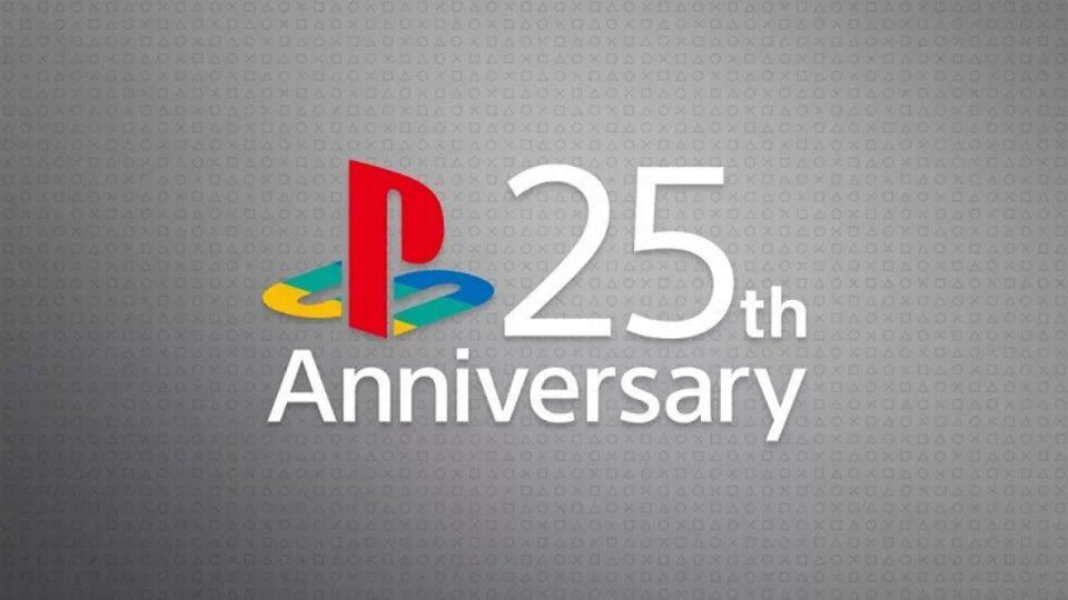 PlayStation 25° Anniversario