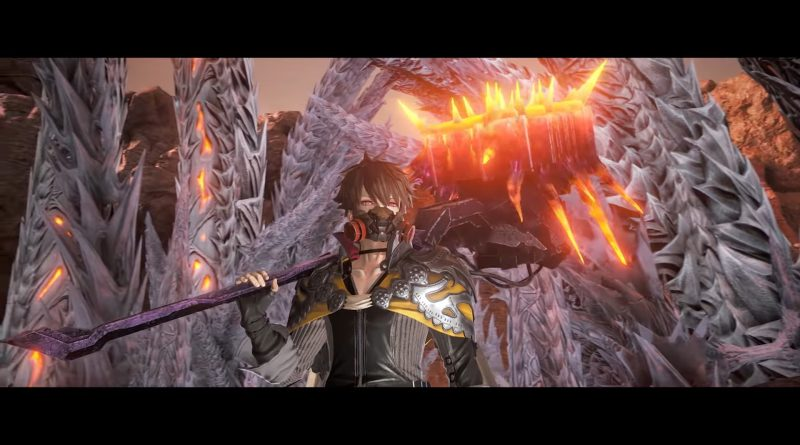 Hellfire Knight DLC Code Vein
