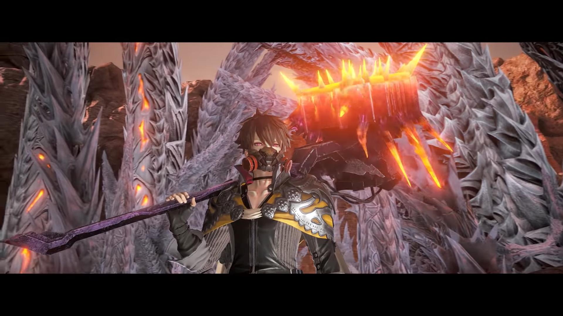 Rilasciato Hellfire Knight il primo DLC di Code Vein
