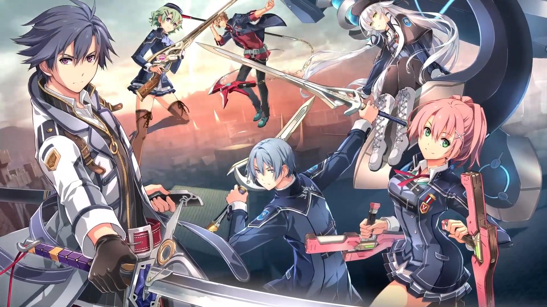 Annunciato l'arrivo di The Legend of Heroes: Trails of Cold Steel III su PC il 23 marzo