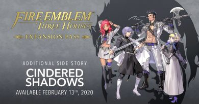 Fire Emblem: Three Houses - Cindered Shadows