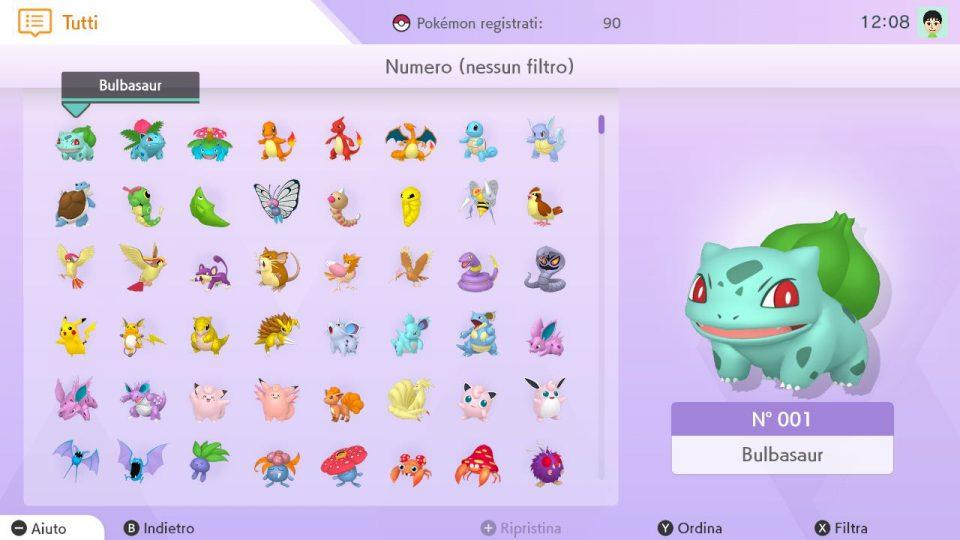 Pokémon HOME - Pokédex Nazionale Nintendo Switch