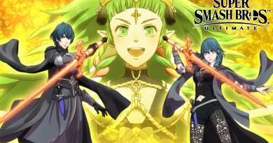 Super Smash Bros. Ultimate - Fire Emblem Byleth