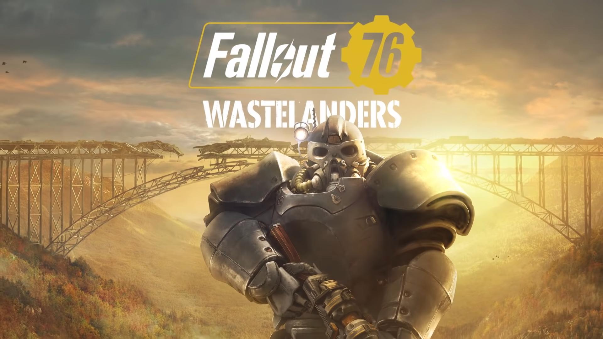 Annunciata la data d'uscita di Fallout 76: Wastelanders