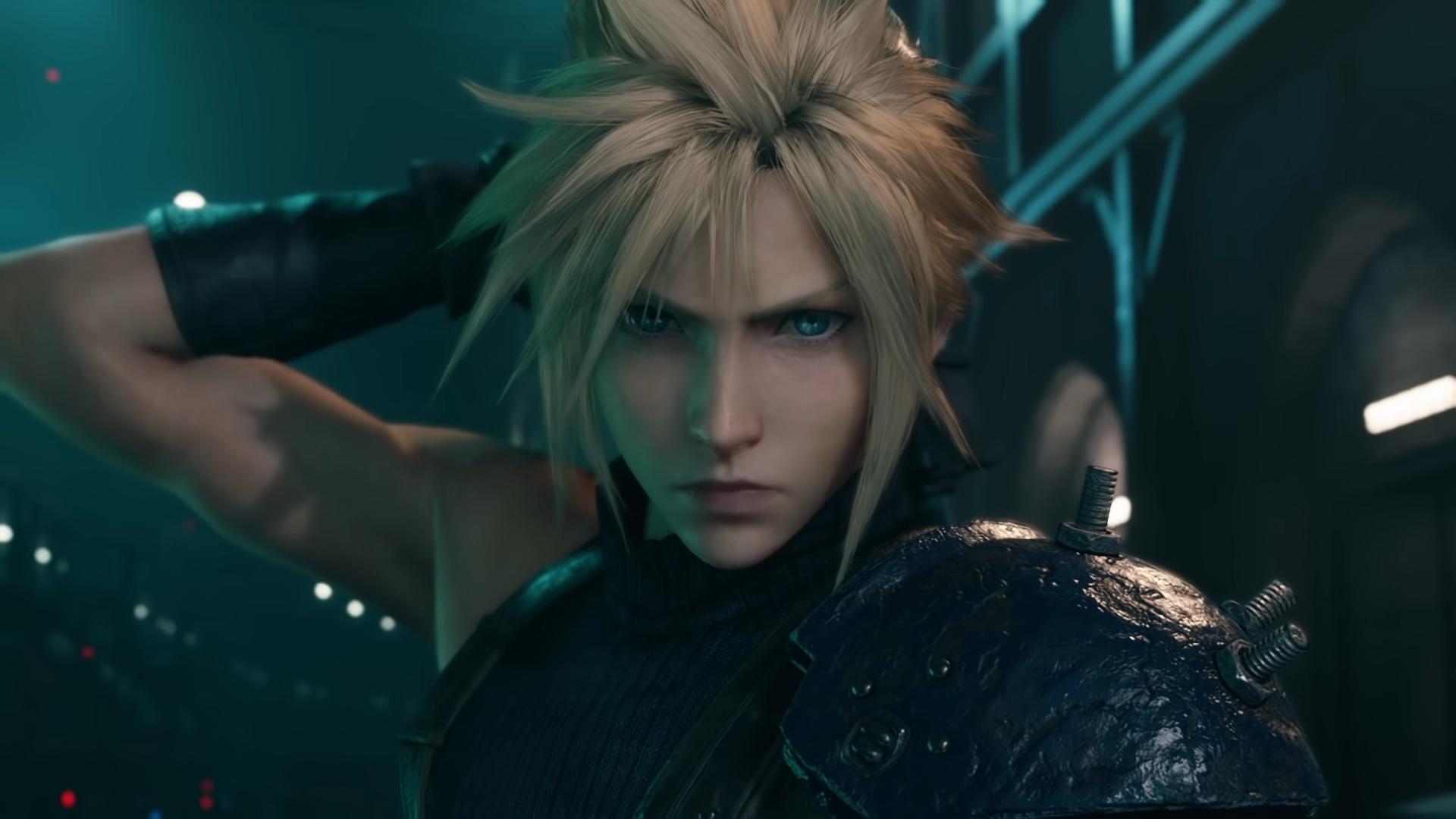Arriva il filmato iniziale di Final Fantasy 7 Remake