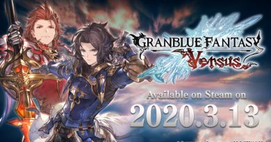 Granblue Fantasy Versus uscita Steam