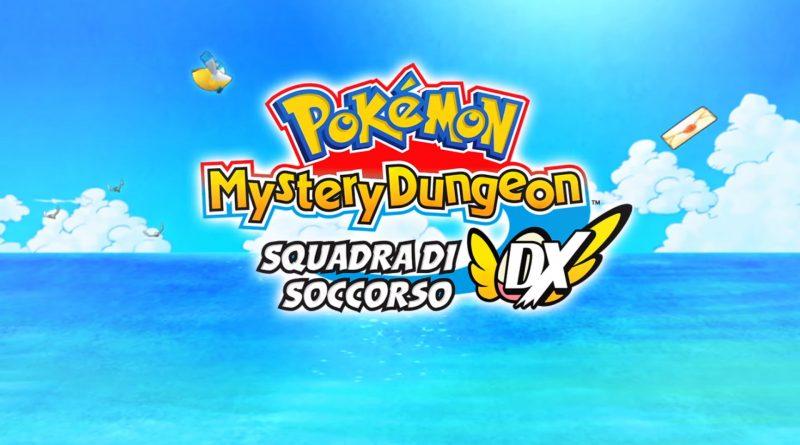 Pokèmon Mystery Dungeon: Squadra di Soccorso DX