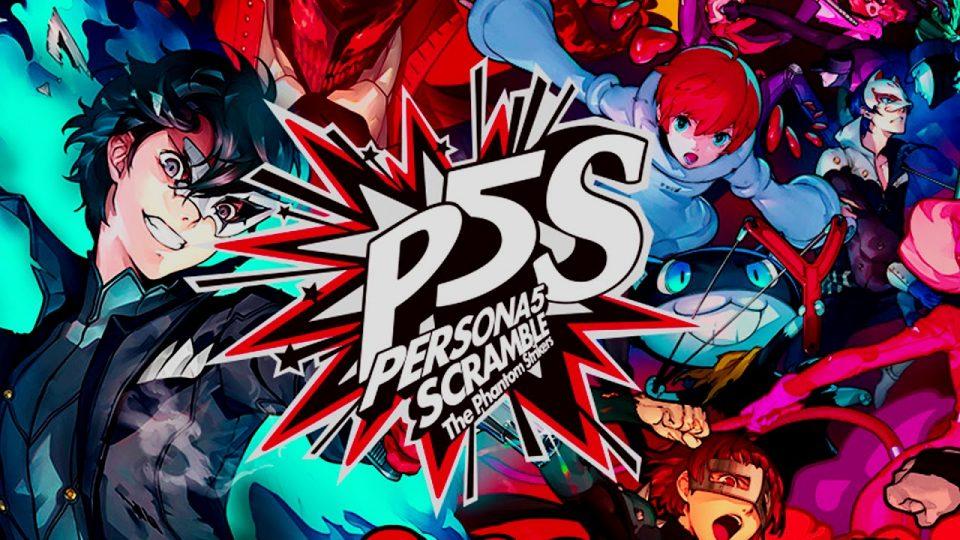Persona 5 Scramble