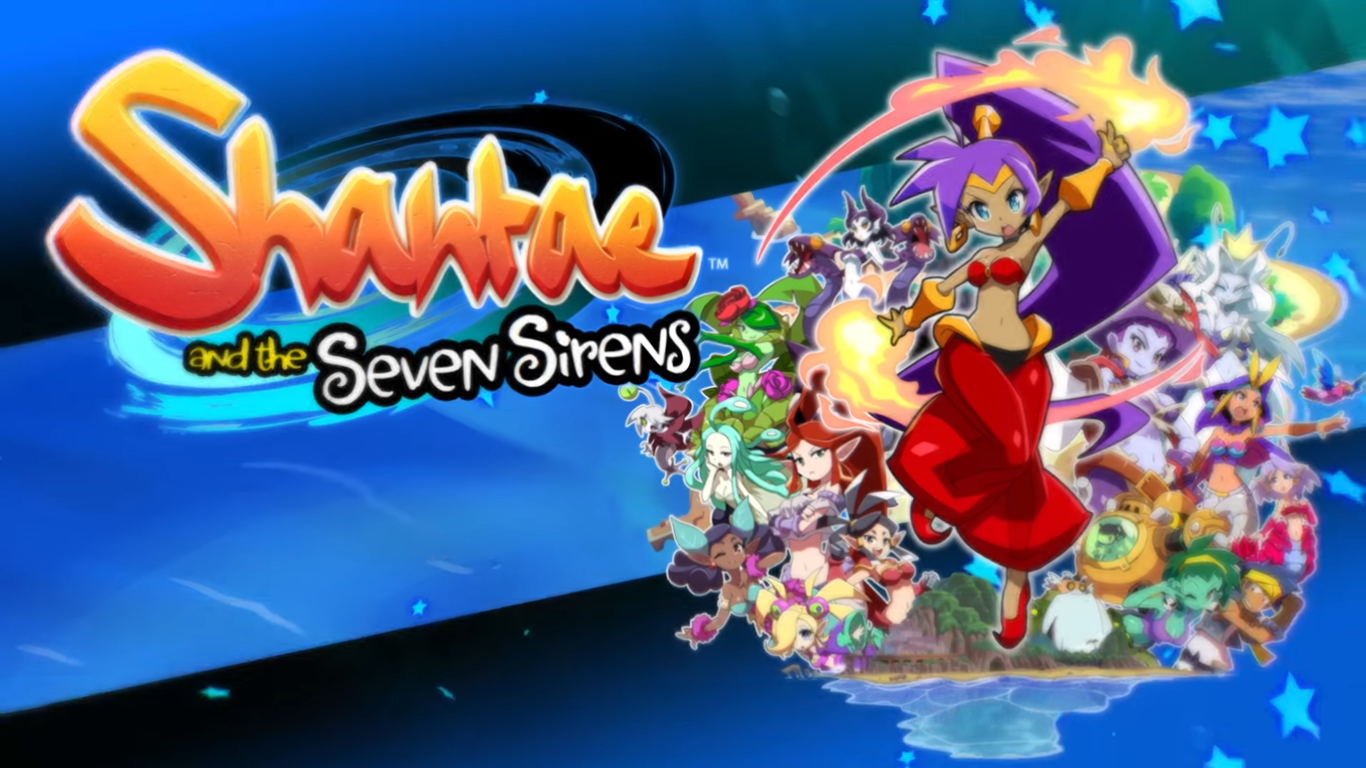 In arrivo Shantae and the Seven Sirens su PS4, Xbox One, PC e Switch