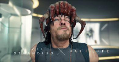 Death Stranding & Half-Life