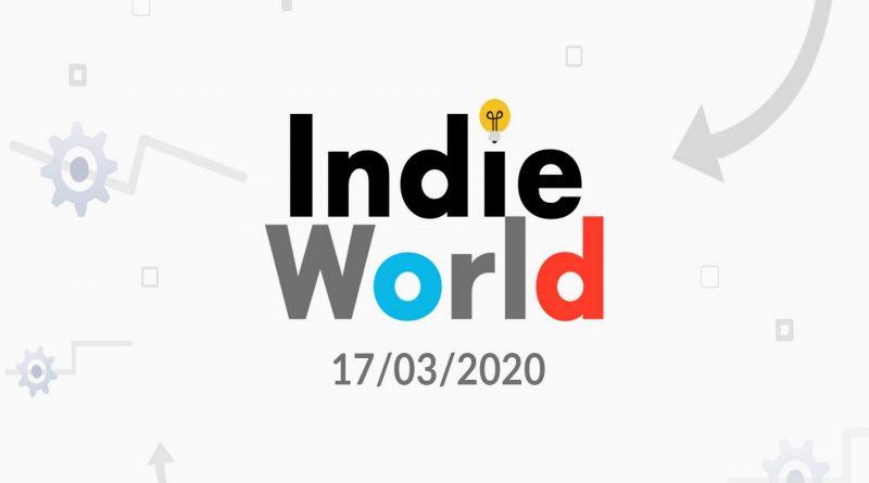 Nintendo Indie World - Marzo 2020