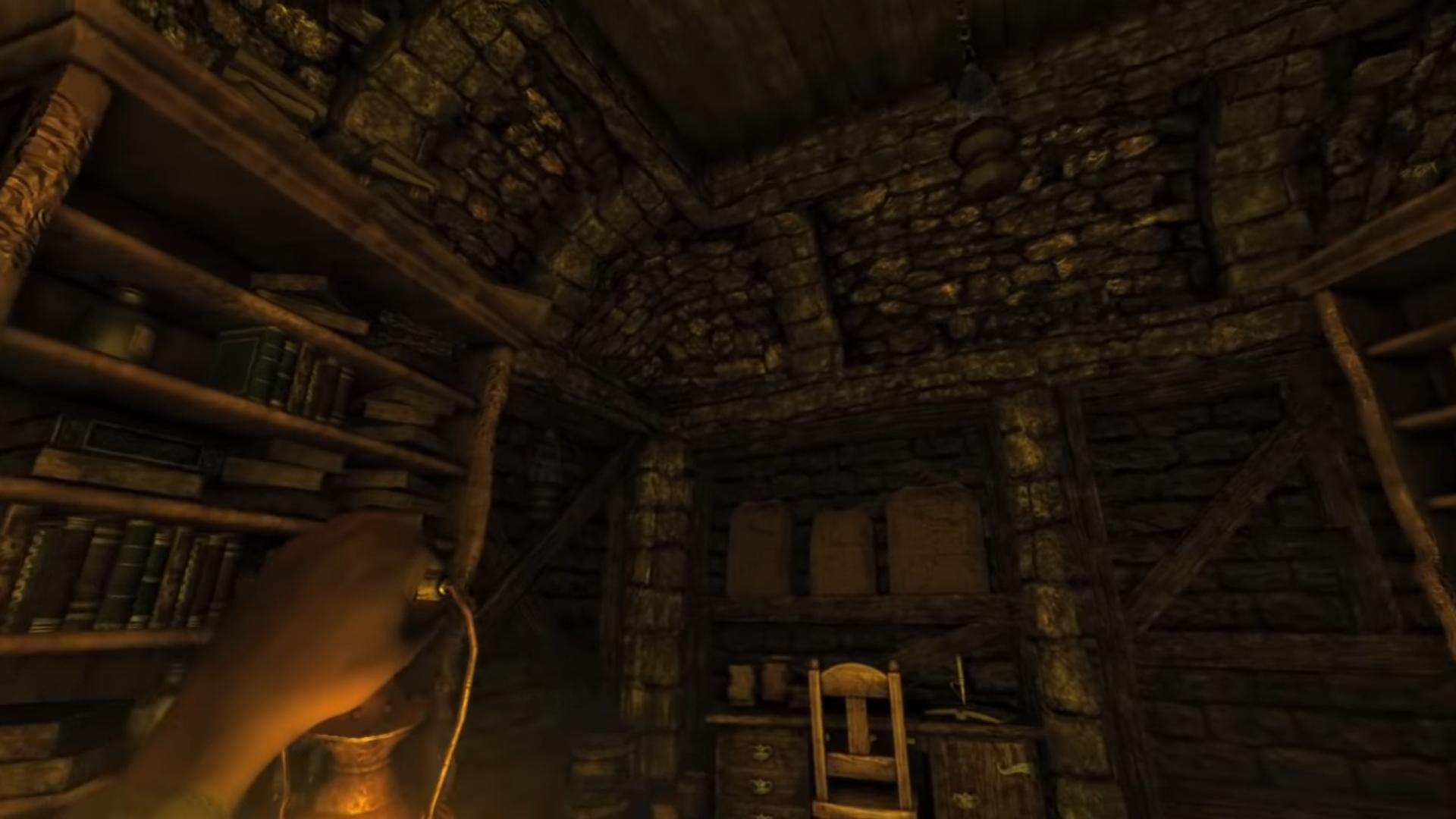 Disponibili gratis Amnesia: The Dark Descent e Crashlands ...