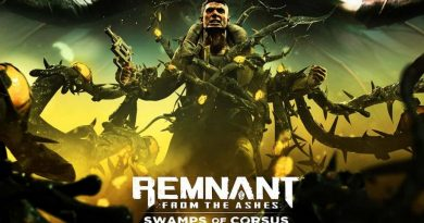 Remnant: from the Ashes 'Swamps of Corsus'