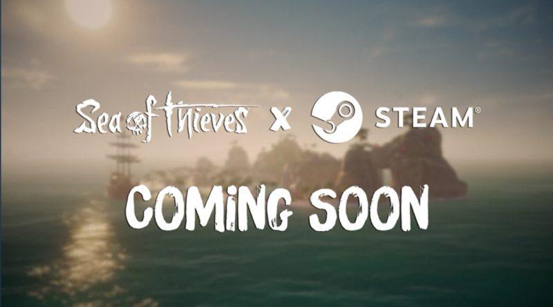 Sea of Thieves Steam