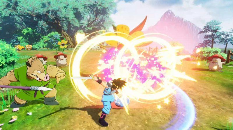 Dragon Quest 2021