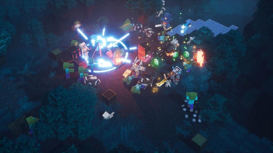 Minecraft Dungeon Recensione 1