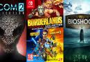 Nintendo Switch Giochi Fine Maggio 2020