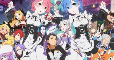 Re:Zero – The Prophecy of the Throne