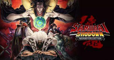 Samurai Showdown NEOGEO Collection