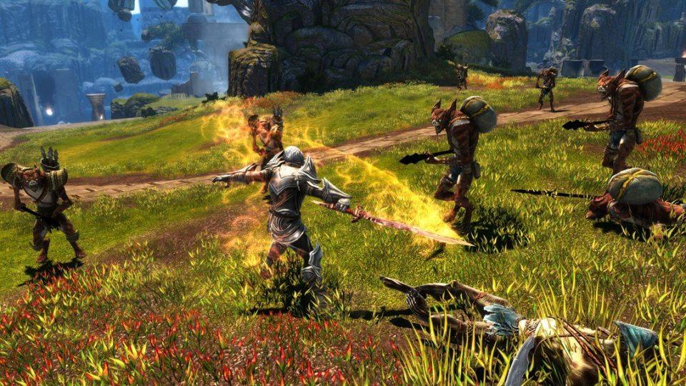 Kingdoms of Amalur: Re-Reckoning Screenshoot 2