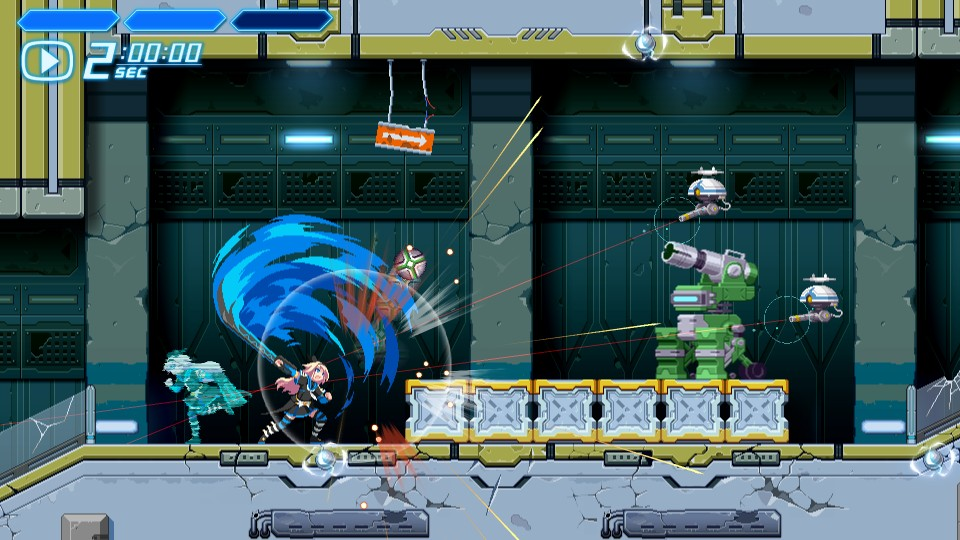 COGEN: Sword of Rewind annunciato per PS4, Switch e PC 1