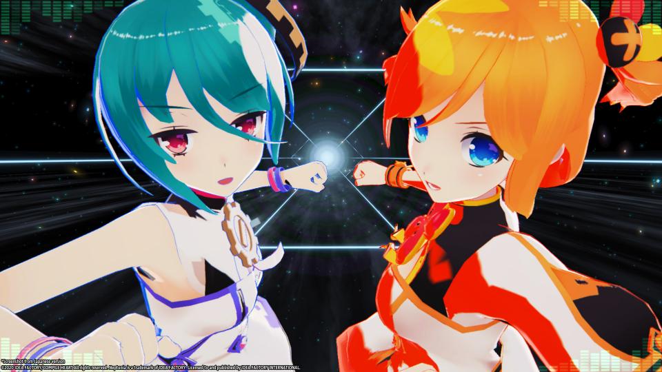 Neptunia Virtual Stars arriva in occidente nel 2021 7