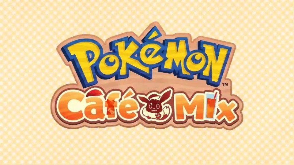 Pokémon Cafè Mix