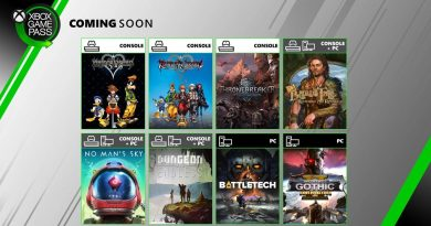 Xbox Game Pass Giugno 2020