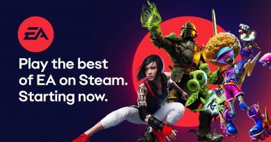 Giochi EA su Steam
