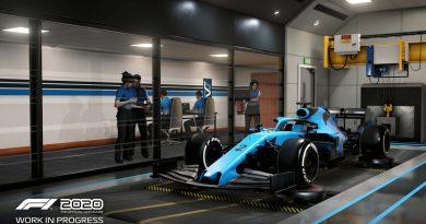 F1 2020 Il mio Team