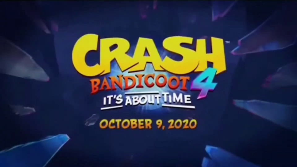 Crash Bandicoot 4: It's About Time ha una data di uscita 8