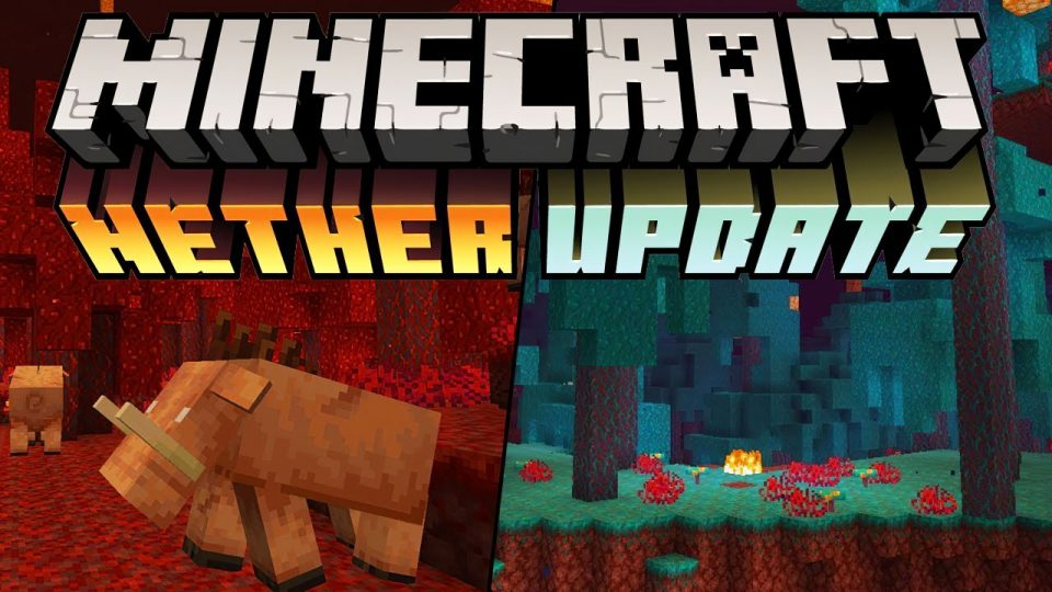 Minecraft: Nether Update