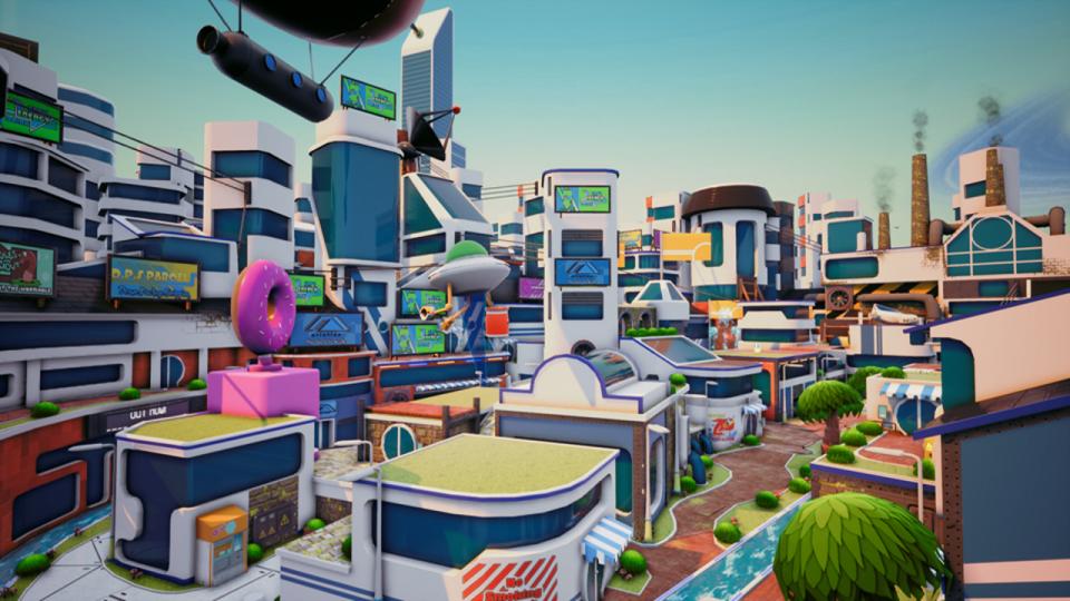The Otterman Empire disponibile ora anche su Xbox One, Switch e PC 26