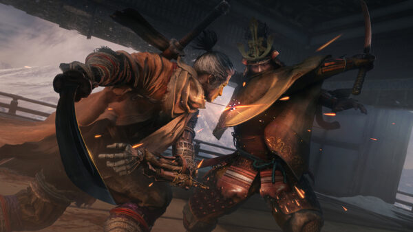"Sekiro: Shadows Die Twice, arriva ""l'Additional Features Updates"" il 29 Ottobre 1"