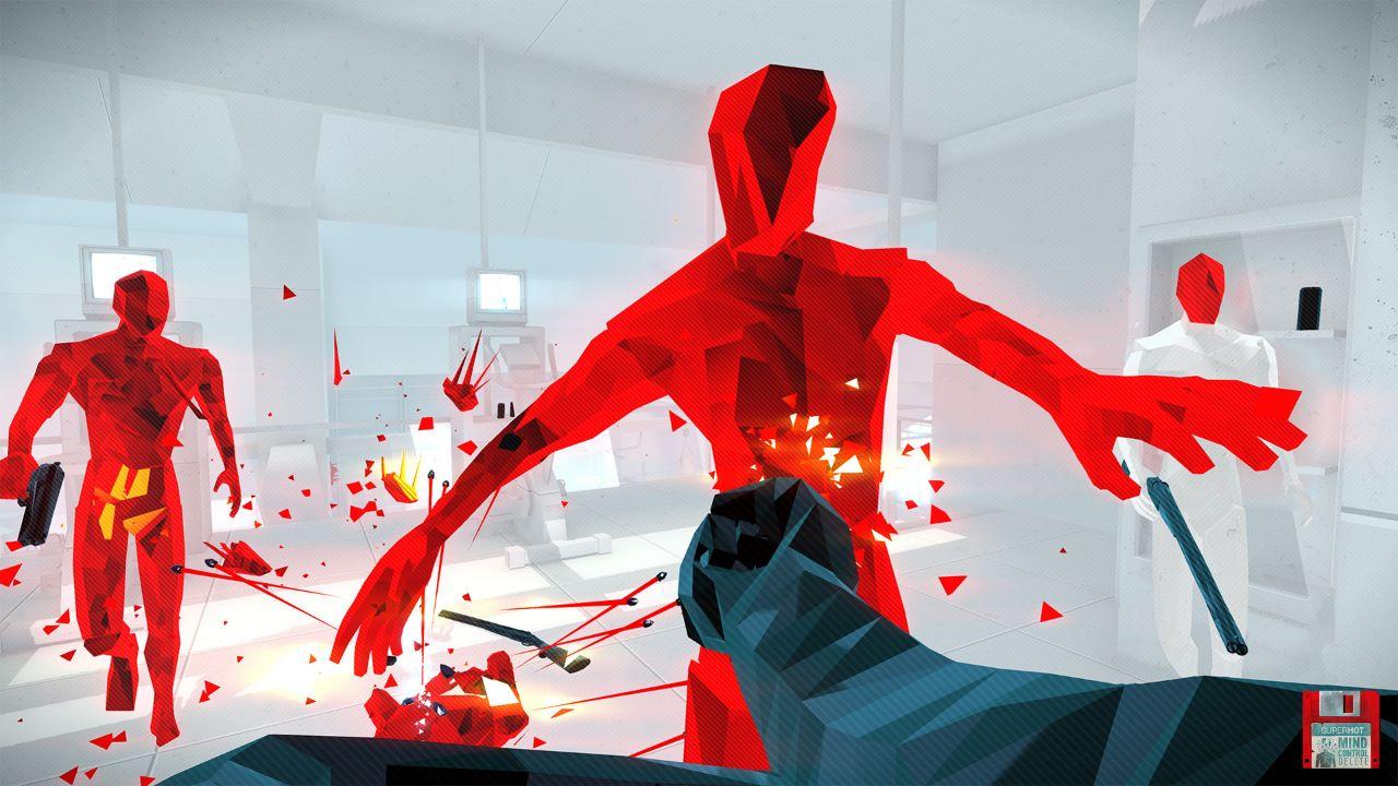 Superhot: Mind Control Delete verrà lanciato il 16 Luglio