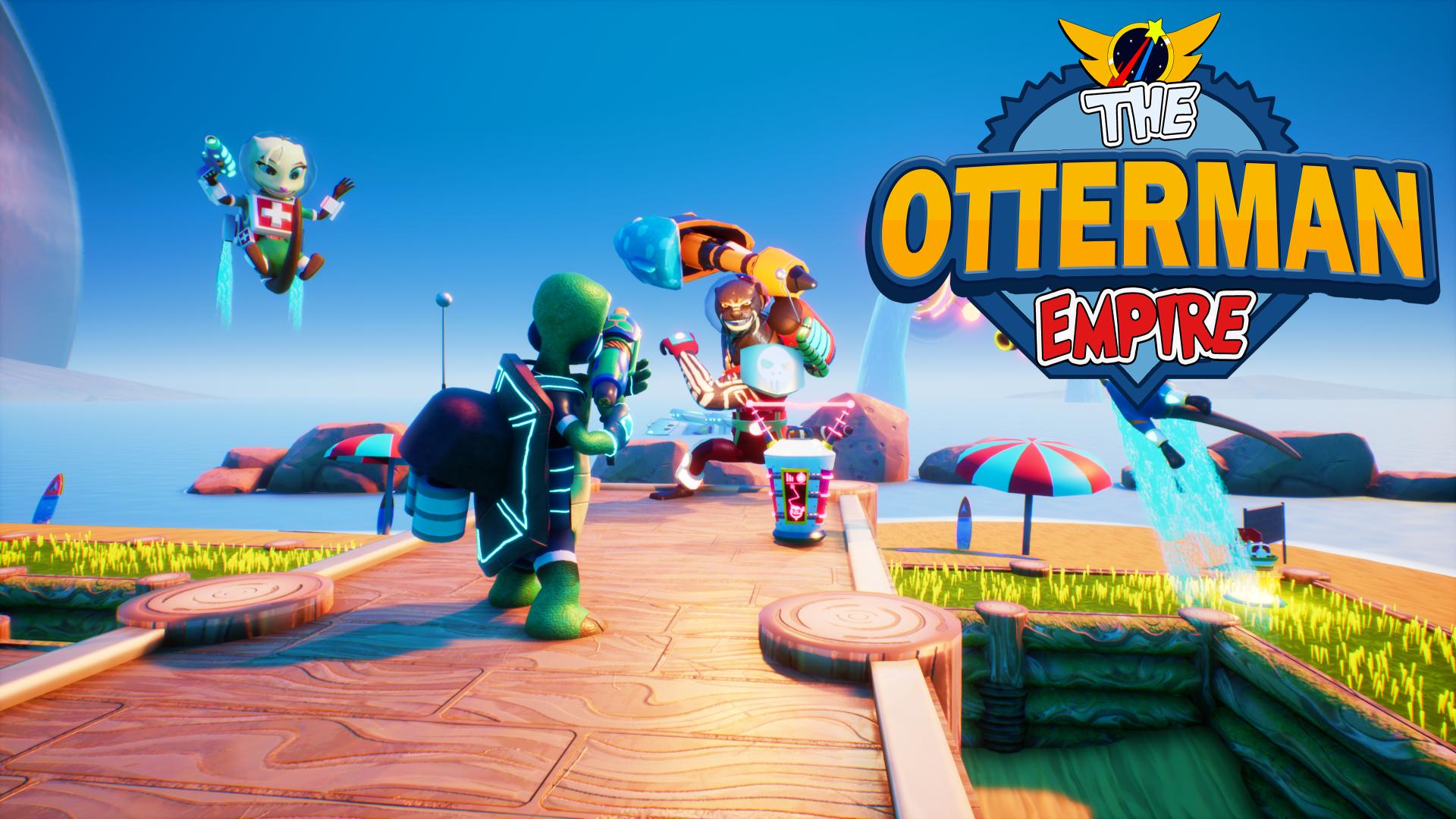 The Otterman Empire disponibile ora anche su Xbox One, Switch e PC