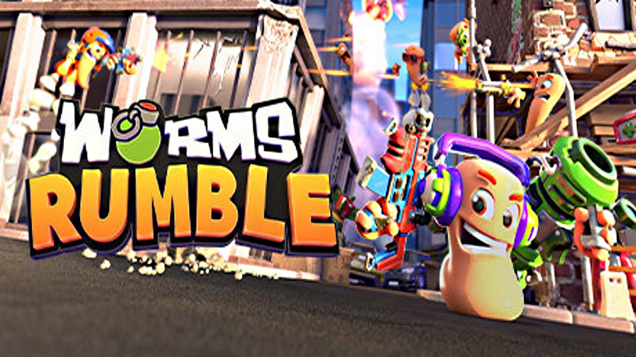 Worms Rumble annunciato per PS5, PS4 e PC